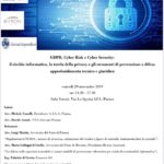 GDPR cyber risk cyber security